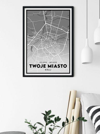 Mapy miast